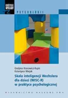 Okładka książki Skala inteligencji Wechslera dla dzieci (WISC-R) w praktyce psychologicznej