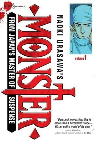 Okładka książki Naoki Urasawa's Monster vol. 1