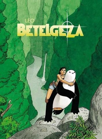 Okładka książki Betelgeza