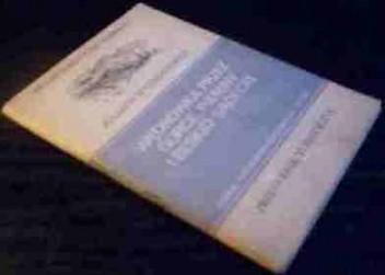Okładka książki Wędrówka przez Gorce, Pieniny i Beskid Sądecki