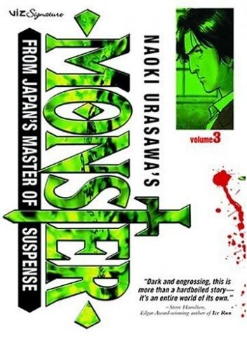 Okładka książki Naoki Urasawa's Monster vol. 3