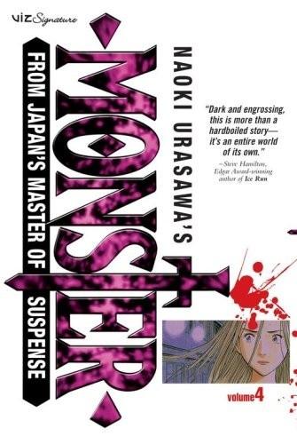 Okładka książki Naoki Urasawa's Monster vol. 4