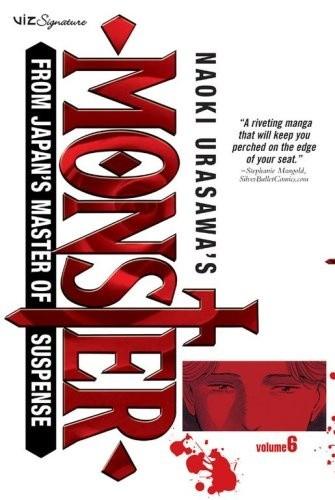 Okładka książki Naoki Urasawa's Monster vol. 6