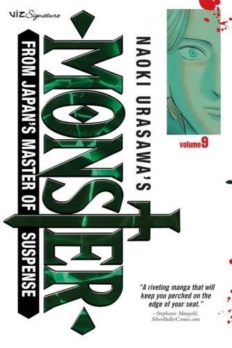 Okładka książki Naoki Urasawa's Monster vol. 9
