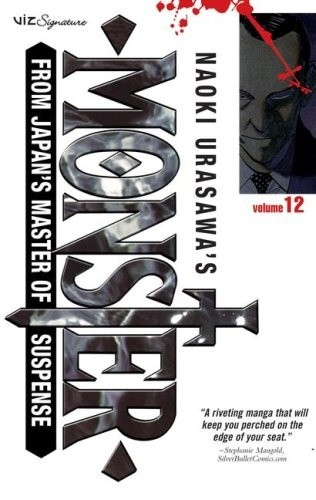 Okładka książki Naoki Urasawa's Monster vol. 12