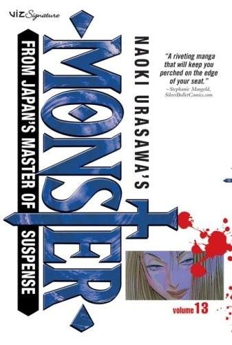 Okładka książki Naoki Urasawa's Monster vol. 13
