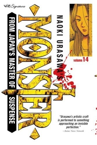 Okładka książki Naoki Urasawa's Monster vol. 14