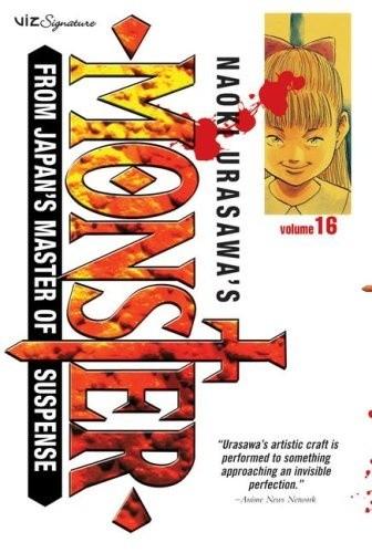 Okładka książki Naoki Urasawa's Monster vol. 16