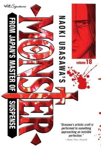 Okładka książki Naoki Urasawa's Monster vol. 18