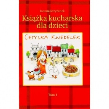 Okładka książki Cecylka Knedelek Tom 1