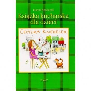 Okładka książki Cecylka Knedelek Tom 2