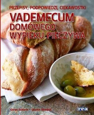 Okładka książki Vademecum Domowego Wypieku Pieczywa