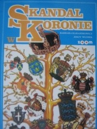 Okładka książki Skandal w koronie