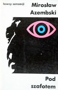 Okładka książki Pod szafotem