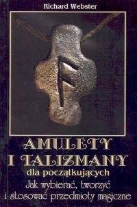 Okładka książki Amulety i talizmany dla początkujących