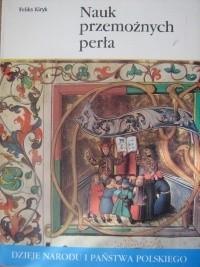 Okładka książki Nauk przemożnych perła