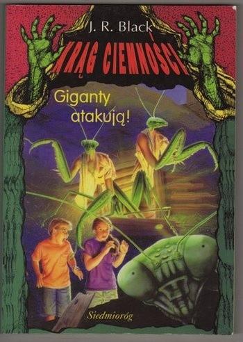 Okładka książki Giganty atakują!