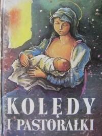 Okładka książki Kolędy i pastorałki