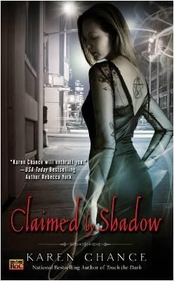 Okładka książki Claimed by Shadow