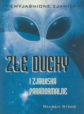 Okładka książki Złe duchy i zjawiska paranormalne