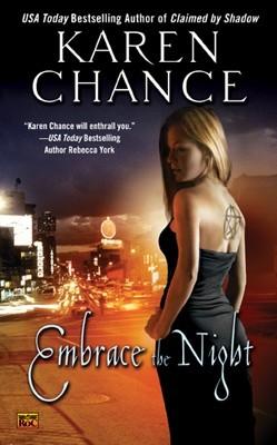 Okładka książki Embrace the Night