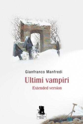 Okładka książki Ultimi vampiri
