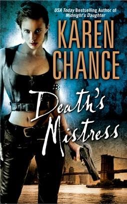 Okładka książki Death's Mistress