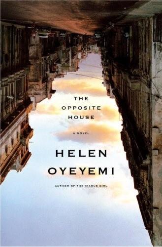 Okładka książki The opposite house