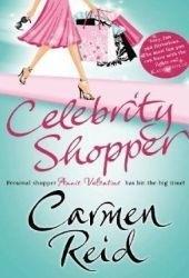 Okładka książki The Celebrity Shopper