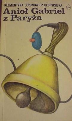Okładka książki Anioł Gabriel z Paryża