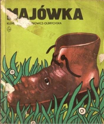Okładka książki Majówka