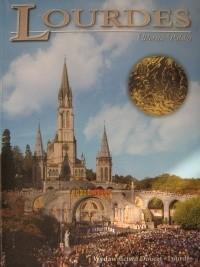 Okładka książki Lourdes. Życie Bernadetty, objawienia, sanktuaria