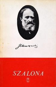 Okładka książki Szalona
