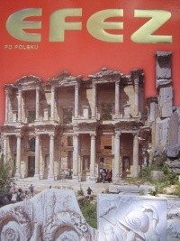 Okładka książki Efez