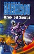 Okładka książki Krok od Ziemi