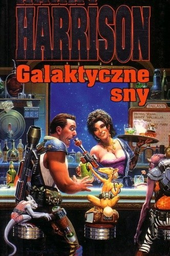 Okładka książki Galaktyczne sny