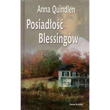 Okładka książki Posiadłość Blessingów