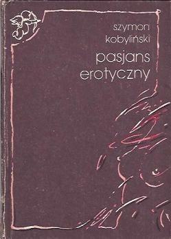 Okładka książki Pasjans erotyczny