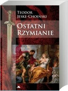 Okładka książki Ostatni Rzymianie