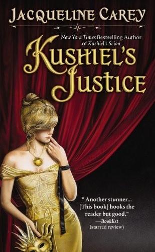 Okładka książki Kushiel's Justice