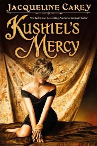Okładka książki Kushiel's Mercy