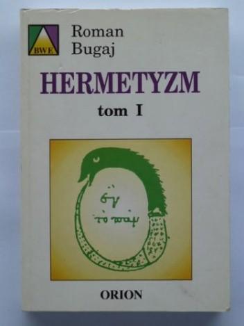 Okładka książki Hermetyzm T.I i II