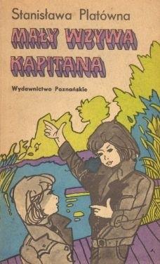 Okładka książki Mały wzywa kapitana