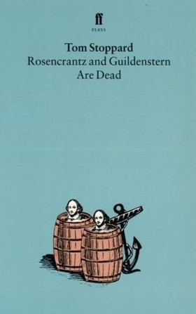 Okładka książki Rosencrantz and Guildenstern Are Dead