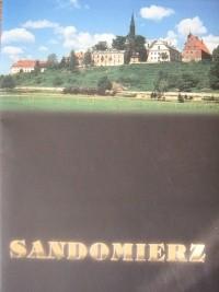 Okładka książki Sandomierz. Przewodnik fotograficzny