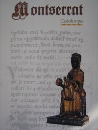 Okładka książki Montserrat