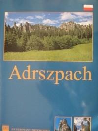 Okładka książki Skały Adrszpaskie i Teplickie