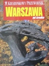 Okładka książki Warszawa od środka
