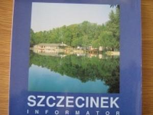 Okładka książki Szczecinek. Informator