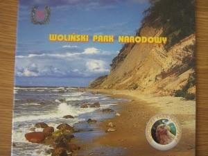 Okładka książki Woliński Park Narodowy